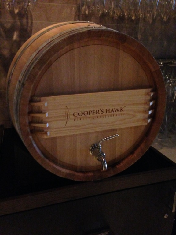 Cooper's Hawk Winery & Restaurant at Liberty Center