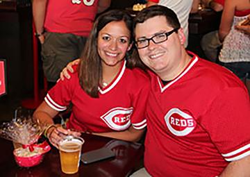 Great American Date Night Cincinnati Reds