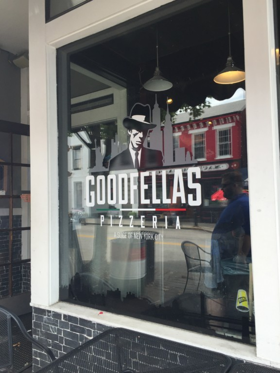 Goodfellas Pizza Covington Riverside Food Tour