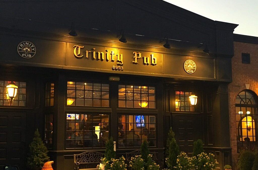 Trinity Gastro Pub Has Great Curb Appeal