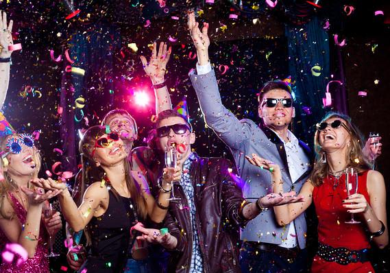 Cincinnati New Year's Eve Events