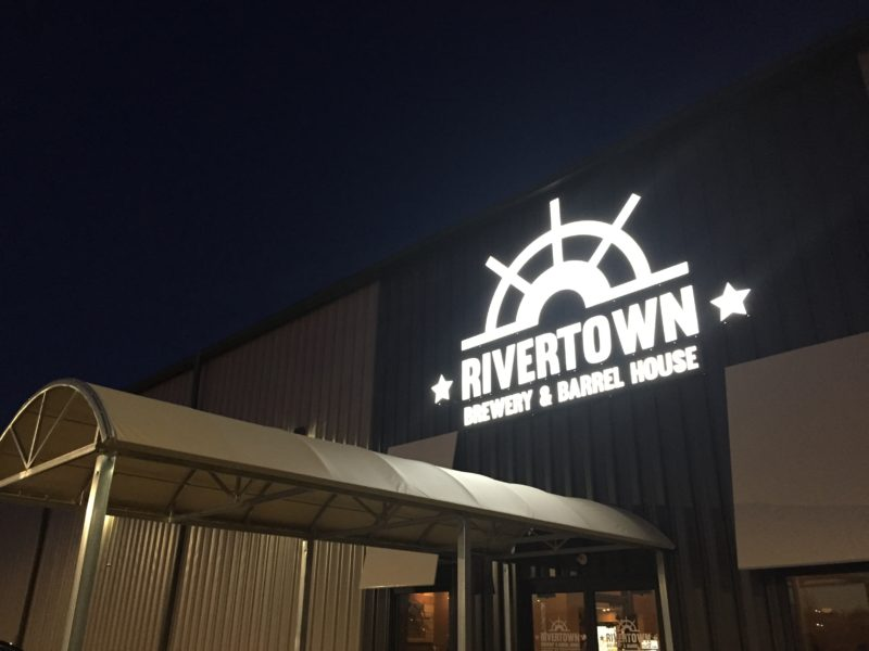 Craft beer and down-home food at Rivertown Brewery & Barrel House