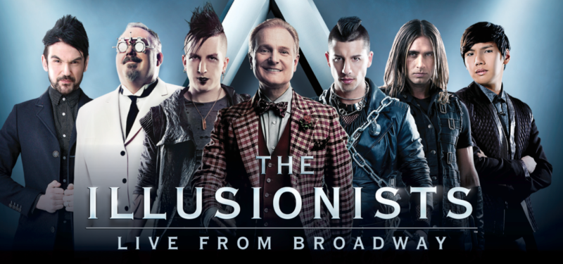 Prepare to be amazed: The Illusionists at The Aronoff