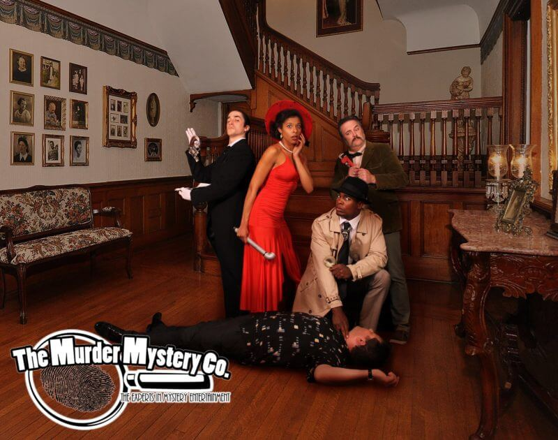 Til Death Do Us Part at The Murder Mystery Company