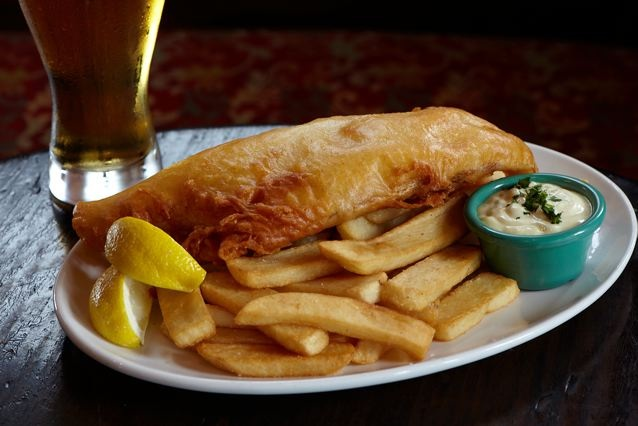 Something's fishy: Where to get fish & chips