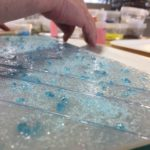 Creating memories in glass at Brazee Street Studio