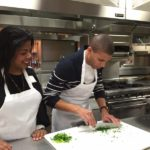 Date night cooking class at Cincinnati State