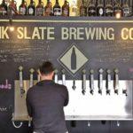 Lazy Sunday at Blank Slate Brewing Company