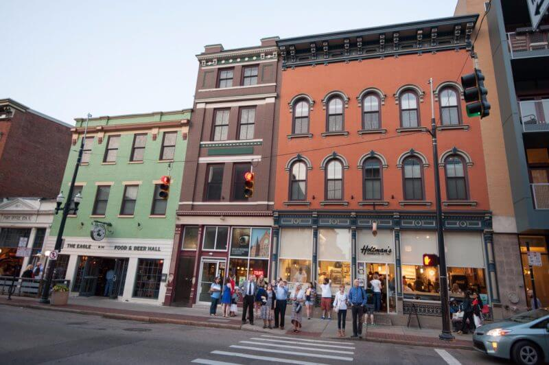 Drink, Dish, Destination: Over-the-Rhine
