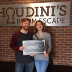 The great escape at Houdini's Room Escape