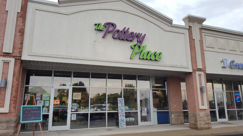 Enjoy Creative Family Time at The Pottery Place