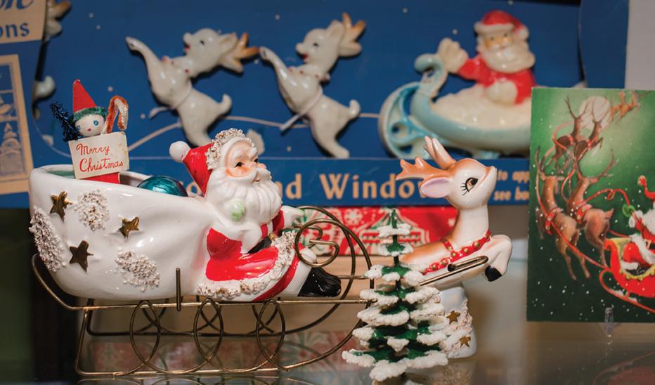 Antique Christmas Date Night Cincinnati